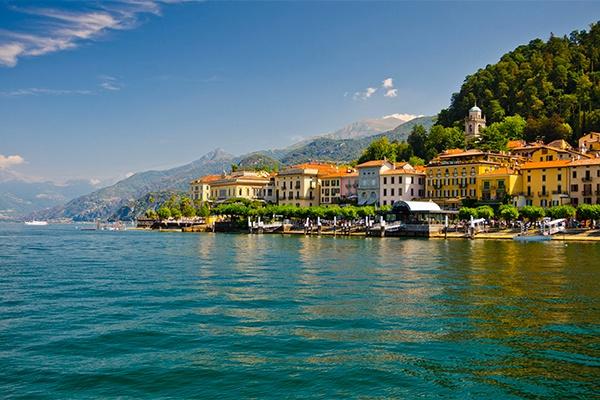 Итальянские озёра