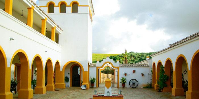 hacienda in Spagna