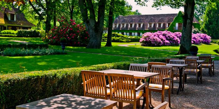 In Francia, un albergo di charme