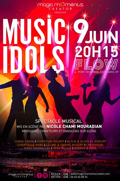 music idols